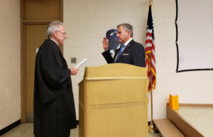 Martwick sworn in to succeed Mulroe in 10th District