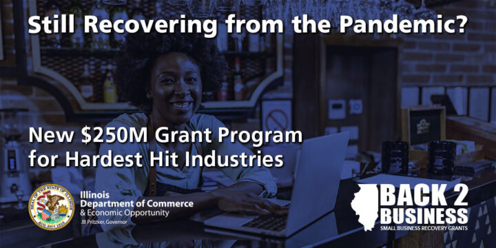 Martwick reminds local businesses to apply for grants before deadline